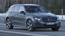 2016 Mercedes-Benz GLC spy photo
