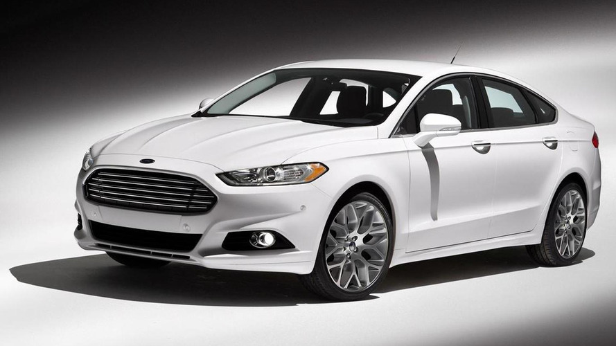 2014 Ford Fusion to gain a three-cylinder EcoBoost engine - report