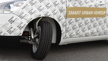 ZF Smart Urban Vehicle concept