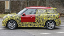 2017 Mini Countryman spotted looking bigger than ever