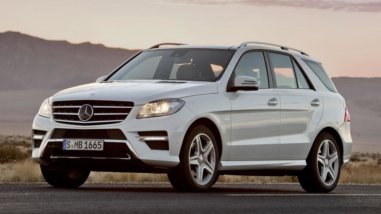 2012 Mercedes M-Class low-res, 7.6.2011