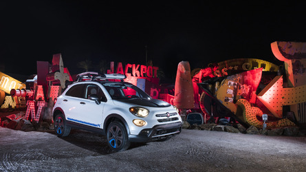 Fiat 500X Chicane & Mobe concepts unveiled