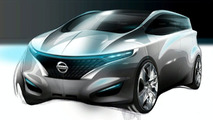 Nissan FORUM Concept Set For NAIAS Debut