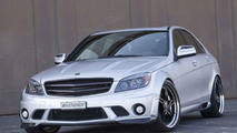 Kicherer unveils the C 63 Supersport