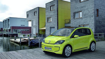 VW up! ad - Something tiny this way comes [video]