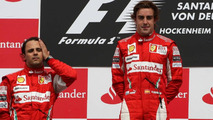 Ferrari issued radio message to 'motivate' Massa