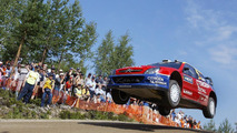 Citroën selects 10 best 'Big Air' rally photos
