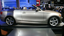 BMW Announce 1-Series Convertible US Pricing at its Detroit Unveiling