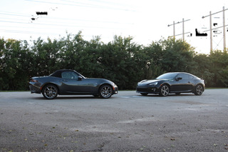 Mazda MX-5 Miata vs Subaru BRZ: Affordable Sports Car Battle