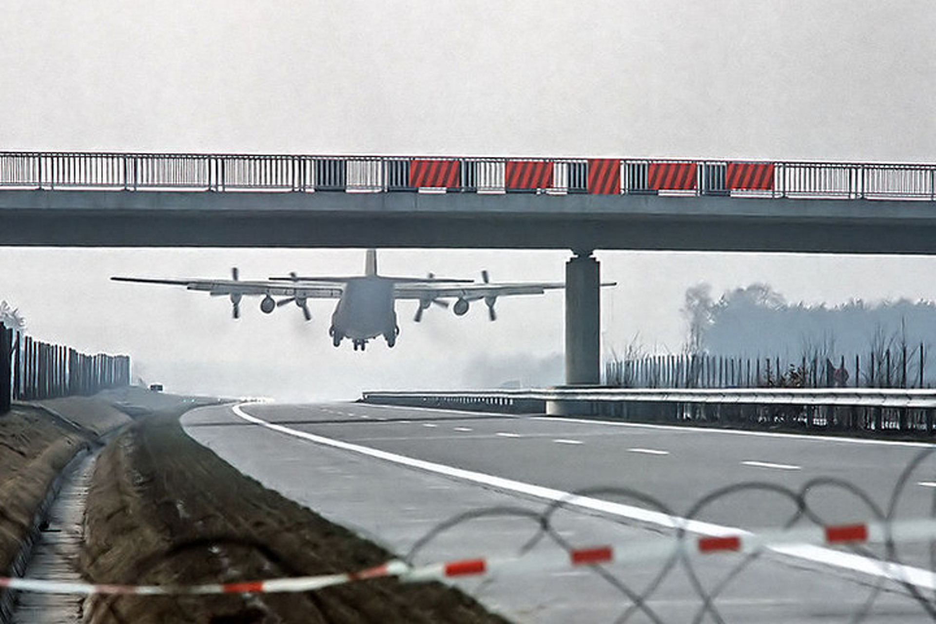 Highways as Runways: Myth in the U.S., Reality Around the World [w/Videos]