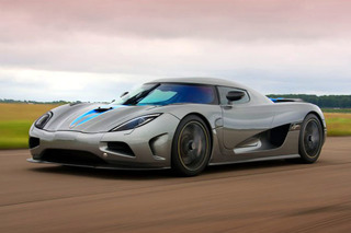 DRIVEN Gets Ghost with Koenigsegg