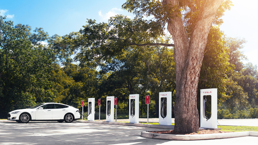 Tesla may add more chargers at Sheetz gas stations