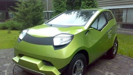 Lada SUV Concept set to be Unveiled in Moscow?
