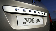 The 308 SW from Peugeot