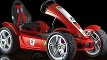 Ferrari FXX Inspired Pedal Car