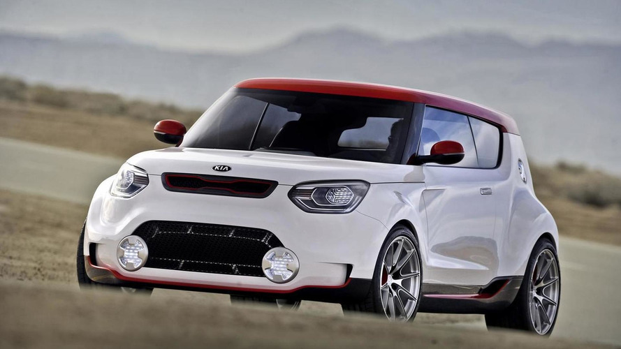 Kia Soul Coupe under consideration - report