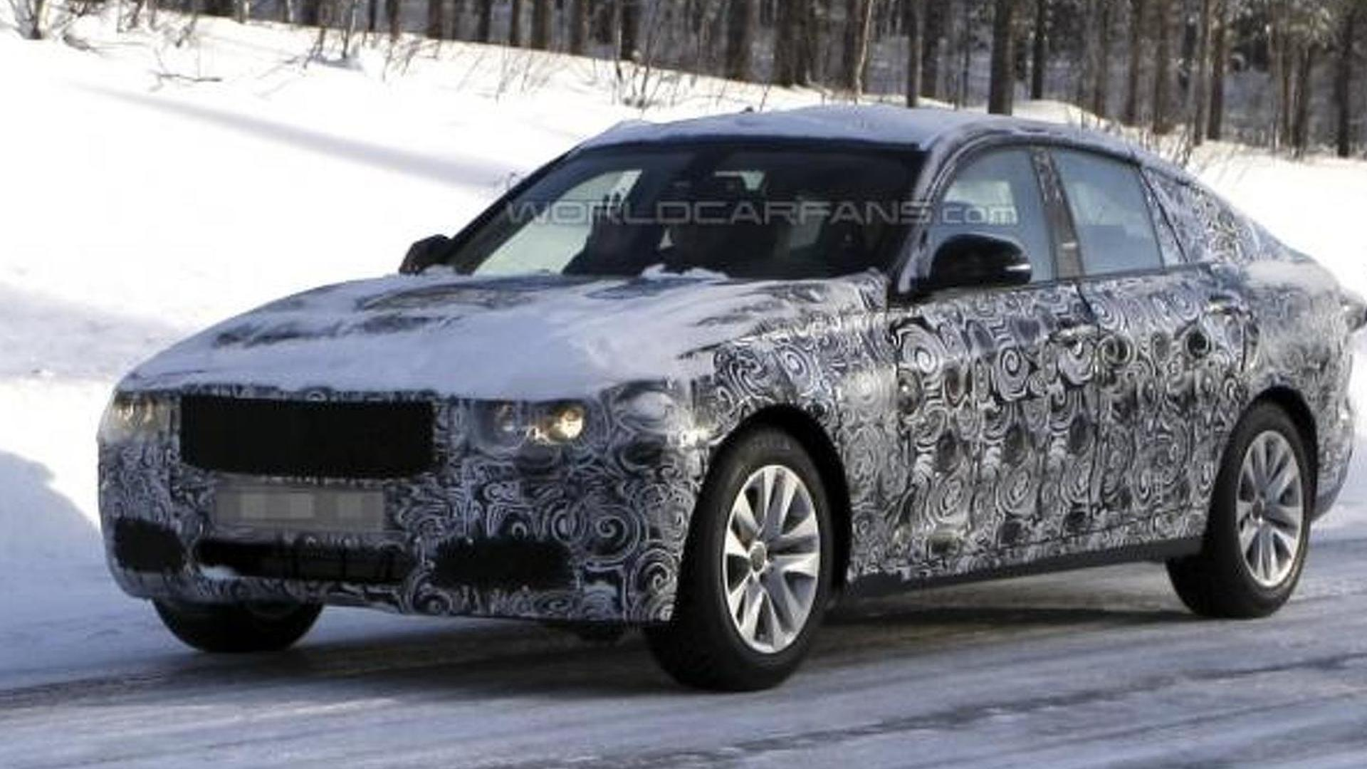 BMW 3-Series GT concept confirmed for Paris Motor Show