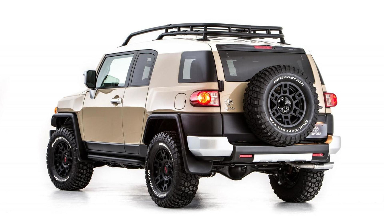 Toyota FJ Cruiser Concept by TRD