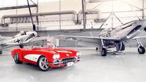 1959 Chevrolet Corvette by Pogea Racing 01.2.2012
