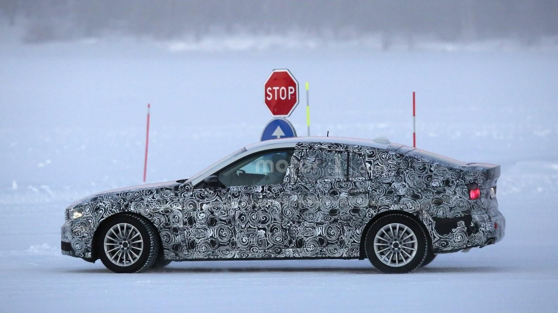 Spy pics remind us bmw is preparing new 5 series gt - Images remind us s ...