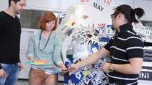 MINI KAPOOOW! making of photo 09.4.2013