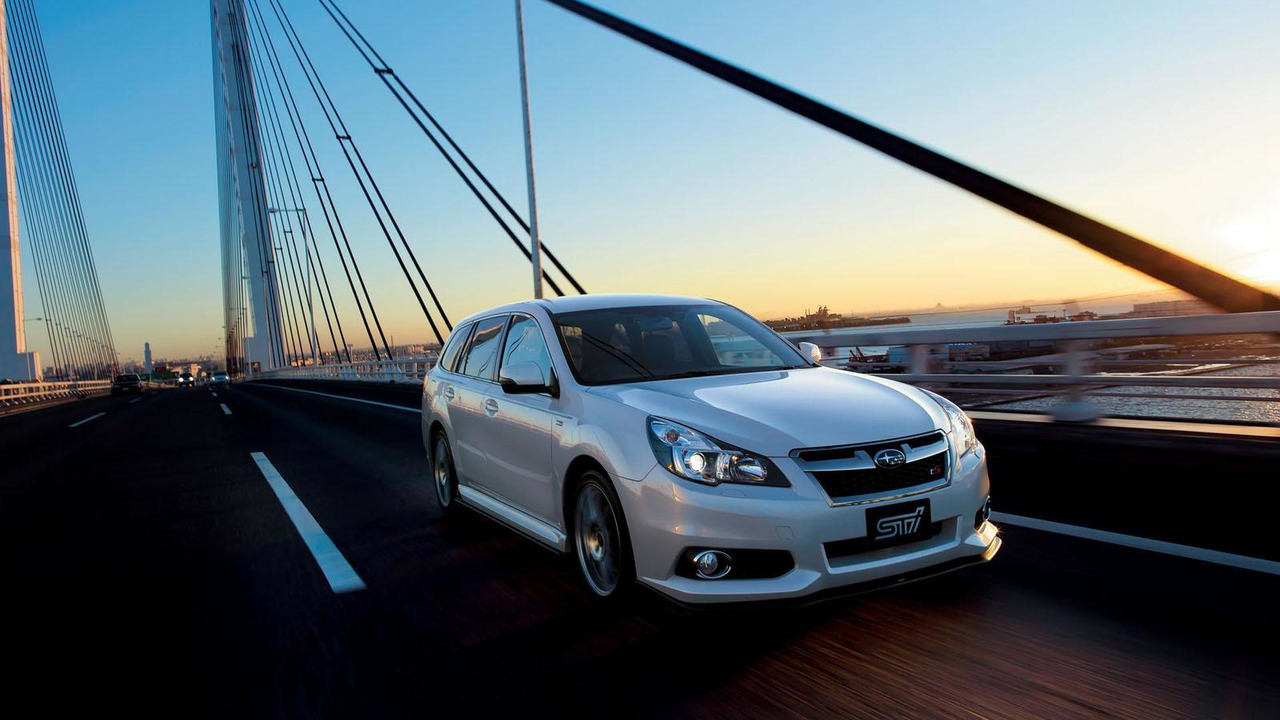Subaru Legacy 2.5i EyeSight tS 14.11.2012