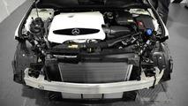 Mercedes CLA D2Editon revealed by D2Autosport