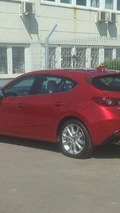 2014 Mazda3 leaked image (not confirmed) 20.06.2013