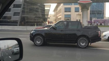 Range Rover Convertible spotted in Dubai