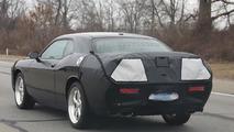 2015 Dodge Challenger spy photo
