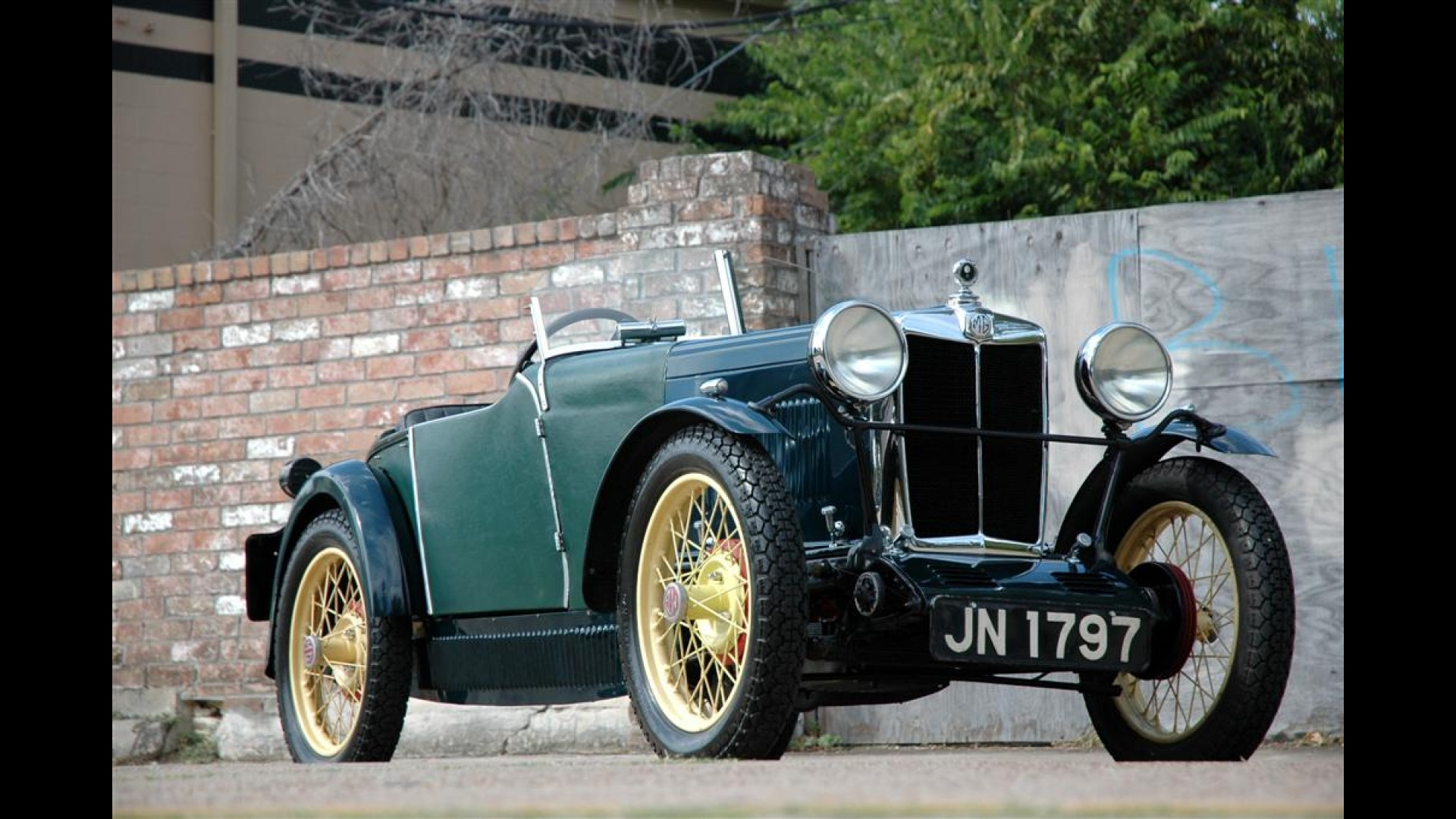 MG M-Type Boat Tail Speedster