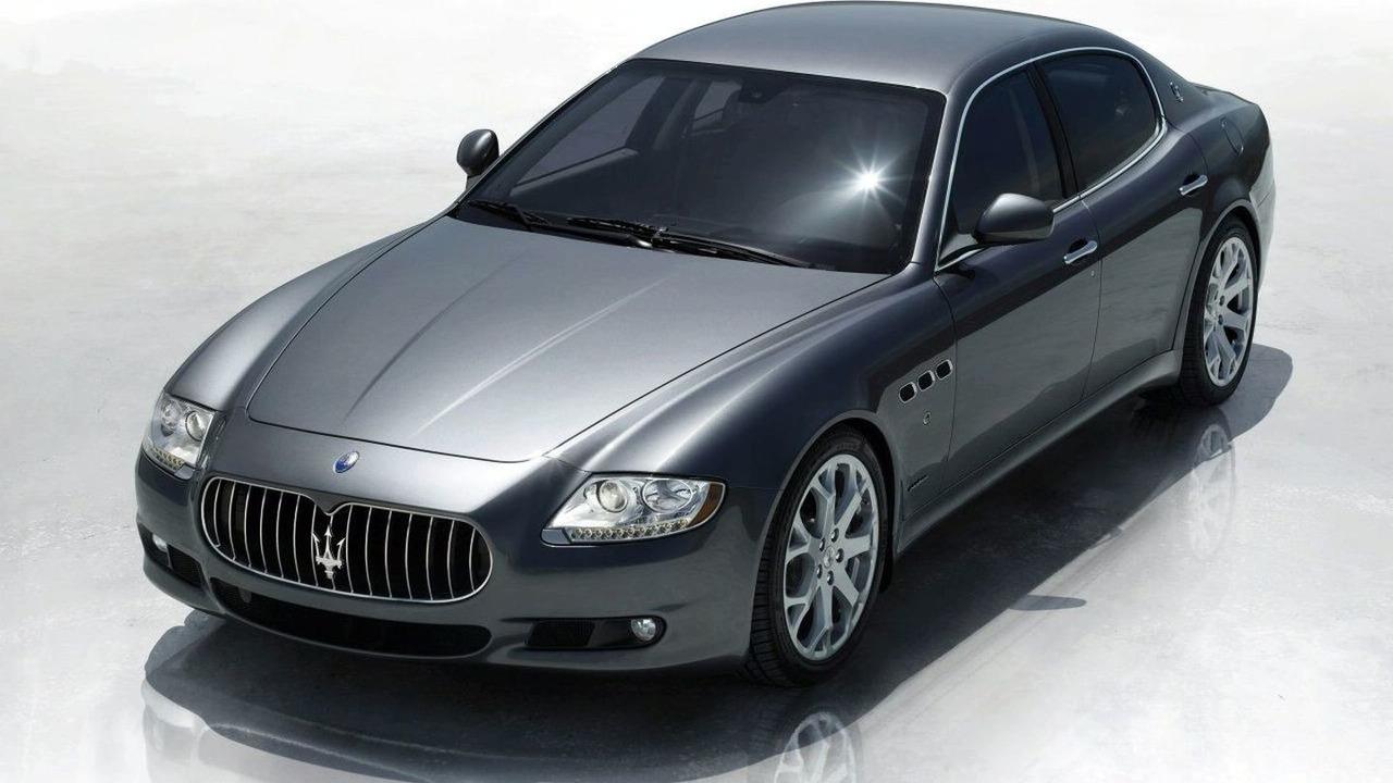 Maserati Quattroporte Facelift 2009