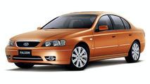Ford FPV New BF Range at Australian IMS
