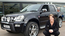 Most Customised Isuzu Rodeo Denver Max in UK