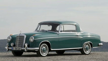 1956: Mercedes-Benz 220 S Coupe