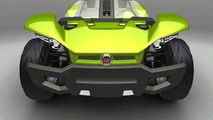 Fiat Bugster Concept Debuts at Sao Paulo Motor Show