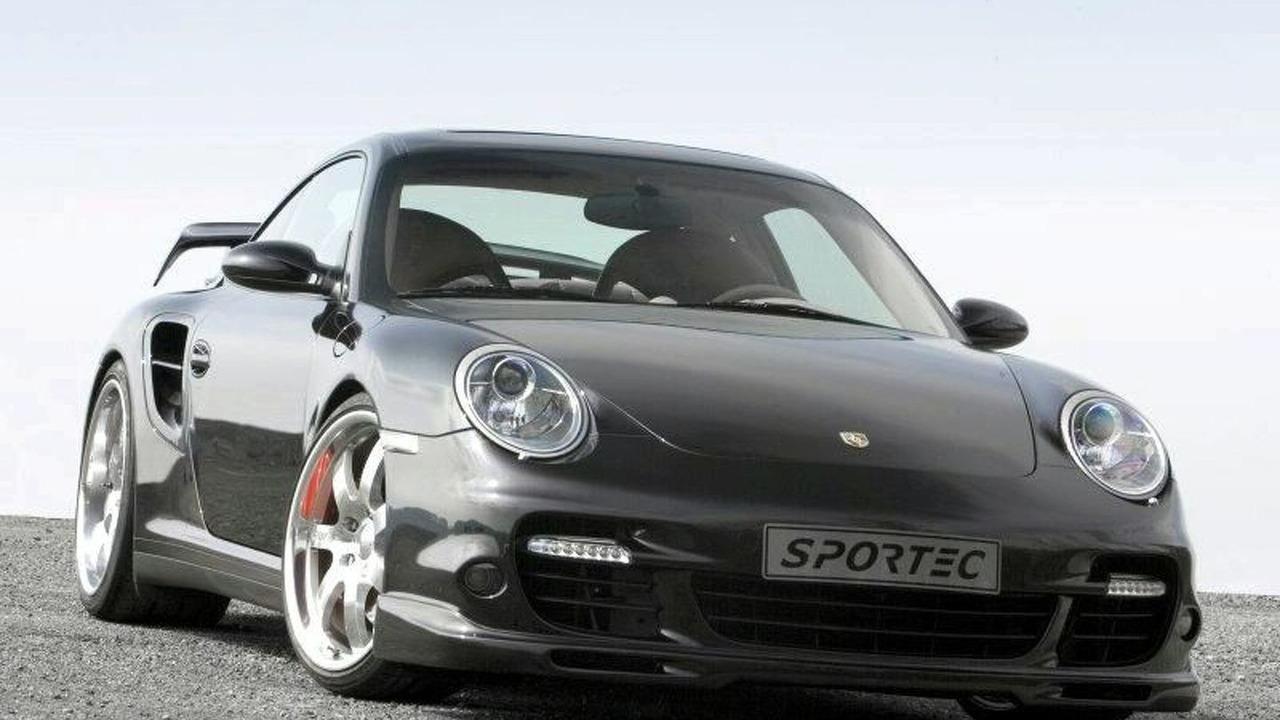 Sportec SP580 - Based on Porsche 911 Turbo