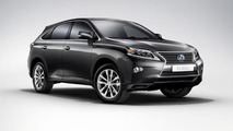 Lexus is developing a seven-seat crossover - report