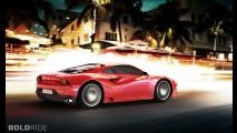 Ferrari 358 GTB Concept by Agustin Perez