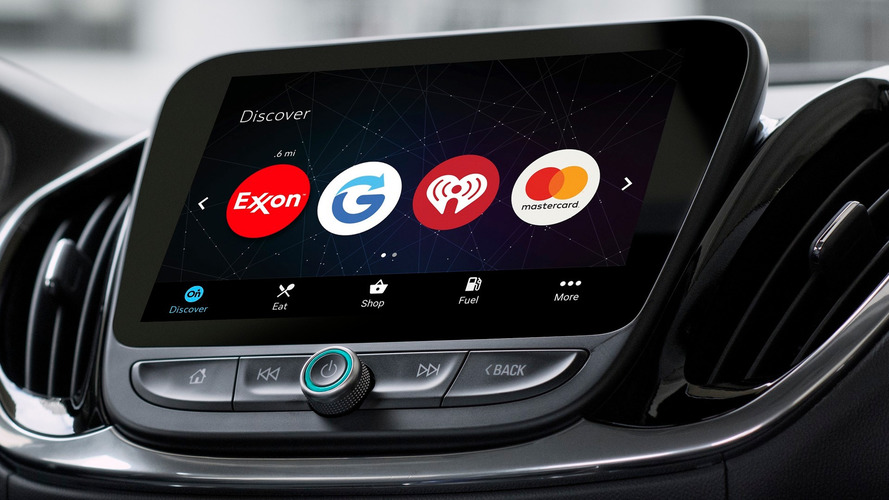 GM and IBM put AI software into new OnStar Go service