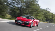 2014 Audi R8 V10 Spyder