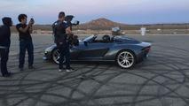 Ariel Atom-based Rezvani Beast plays on tarmac during official promo shoot [video]