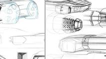 Renault Coupe Corbusier concept