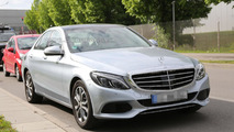 Mercedes-Benz C350e plug-in hybrid available on order next month