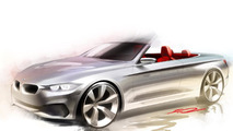 2014 BMW 4-Series Convertible introduced, starts at 49,675 USD