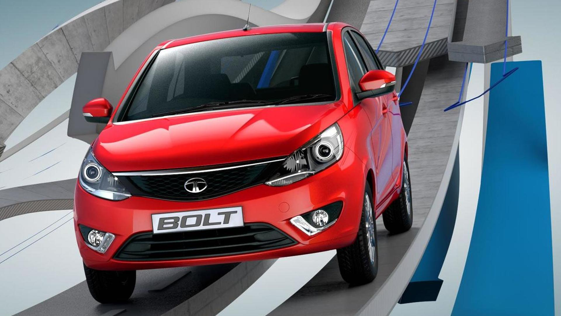 Tata introduces ZEST compact sedan and BOLT hatchback in New Delhi [videos]