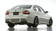 Wald Aero Kit for BMW E90 3-Series