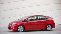2012 Toyota Prius - 19.9.2011