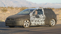 Latest Volkswagen Golf VII 5-door and GTI spy photos