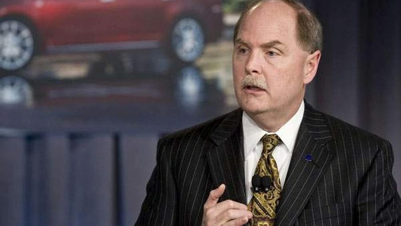 GM CEO Fritz Henderson